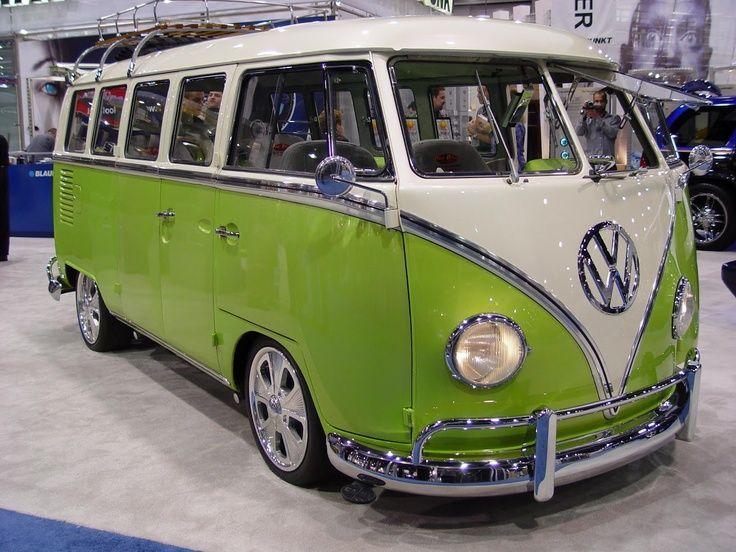 combi voklswagen custom