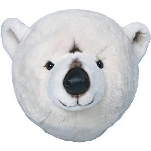 trophee peluche ourse polaire