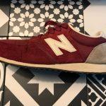 sneakers New Balance et Comptoir des Cotonniers