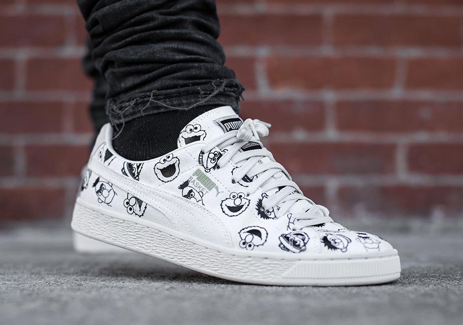 sneakers co branding puma
