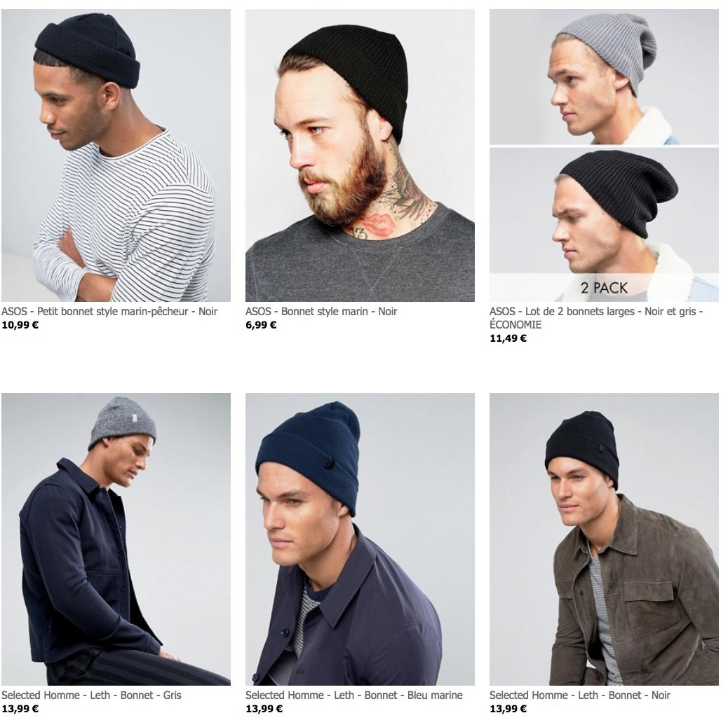 Le bonnet hipster pour hommes  La pièce maitresse du look
