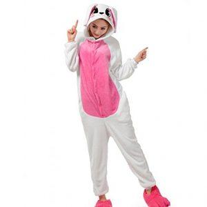 pyjama combinaison lapin