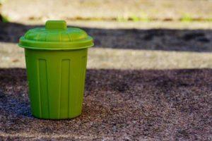 poubelle sous evier