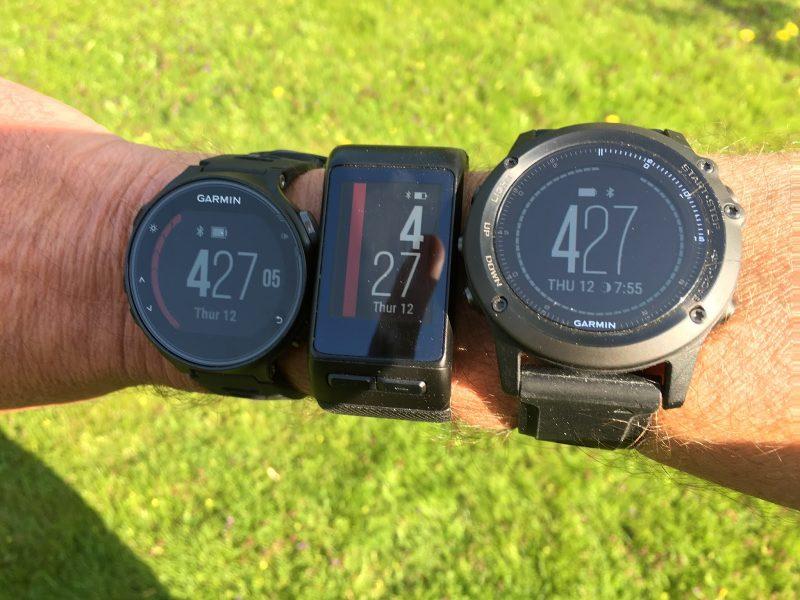 meilleures montres gps sport