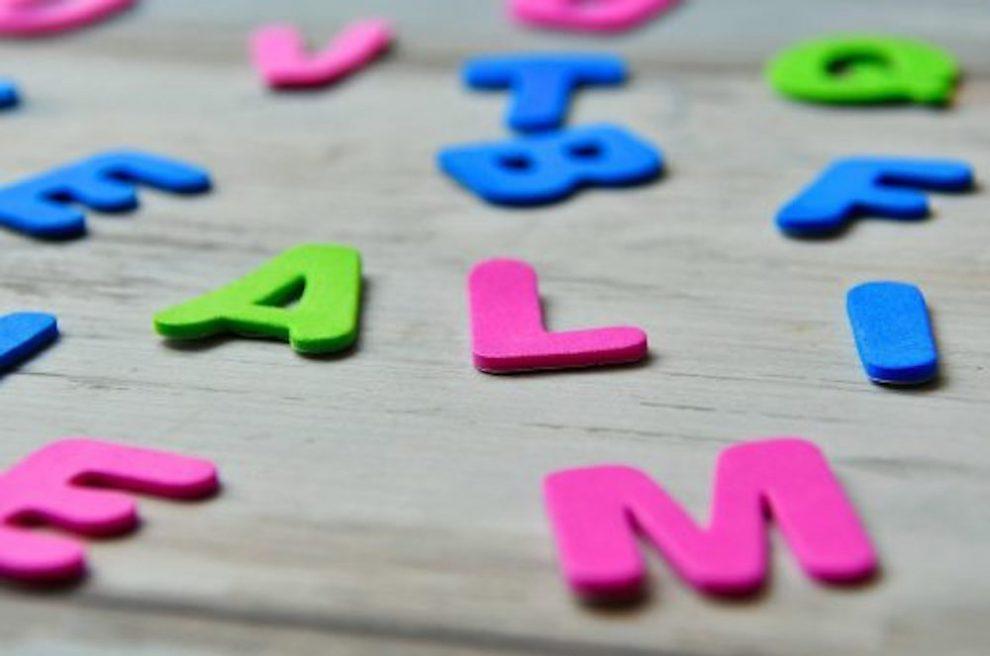 utilisation lettres adhesives grand format